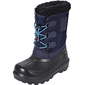 Viking Footwear Istind Boots Kinder mid blue/black